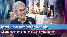 Interview mit Peter Koenig