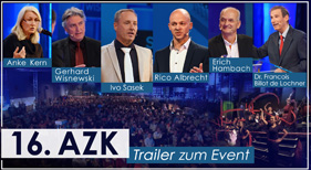 16. AZK - Trailer zum Event