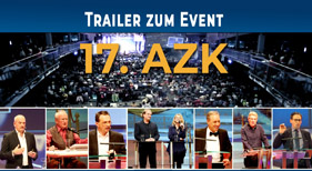 17. AZK - Trailer zum Event