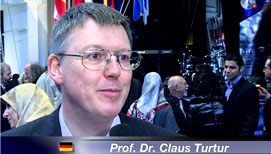 Interview mit Prof. Dr. Claus Turtur