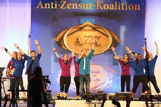 Anti Zensur Konferenz